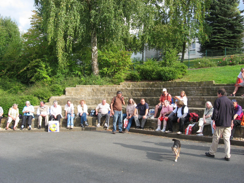 Wegteam e.V. Parkplatz MLKG