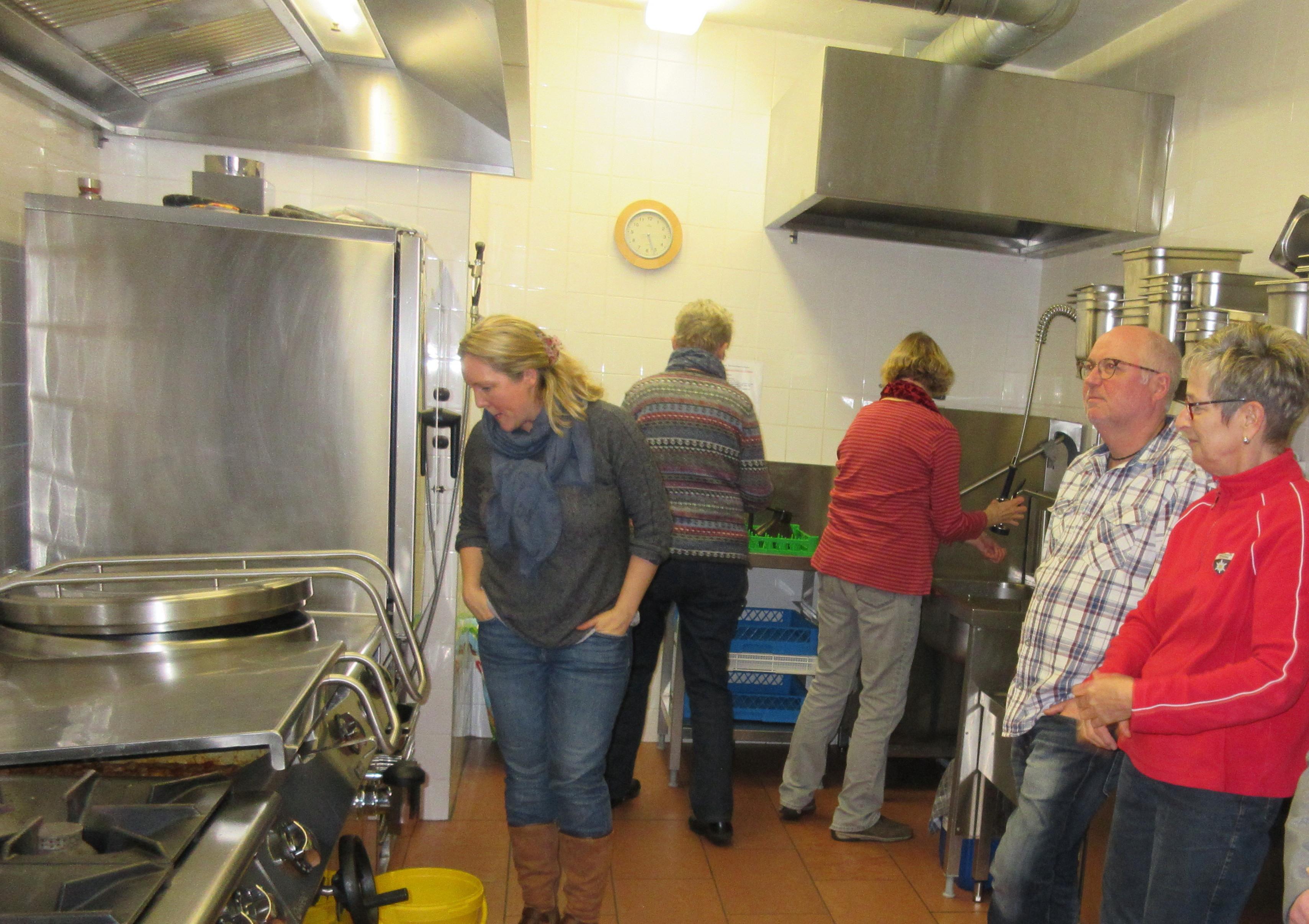 Wegteam e.V. Küche